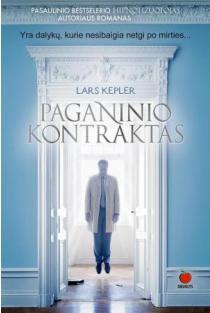 Paganinio kontraktas   Lars Kepler
