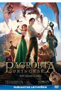 Pagrobta princesė (DVD) |