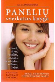 Panelių sveikatos knyga | Med. dr Jennifer Wider