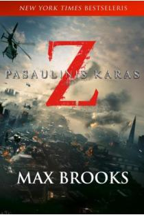 Pasaulinis karas Z | Max Brooks