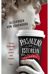 Pasaulio istorija išsinešti. Istorija skubantiems: visas pasaulis vienu žvilgsniu | Alexander von Schonburg