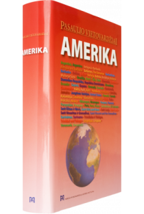 Pasaulio vietovardžiai. Amerika |