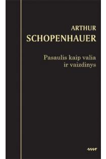 Pasaulis kaip valia ir vaizdinys | Arthur Schopenhauer