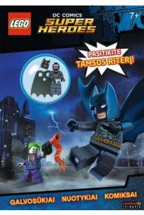 LEGO® DC Comics. Pasitikite Tamsos riterį! |