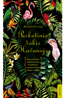 Paskutinis šokis Havanoje | Rosanna Ley