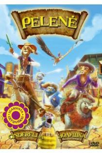 Pelenė (DVD) |