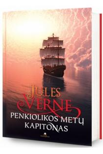 Penkiolikos metų kapitonas | Jules Verne (Žiulis Vernas)