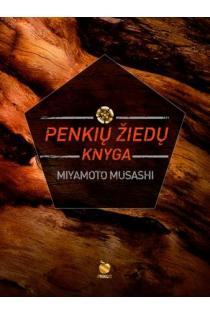 Penkių žiedų knyga   Miyamoto Musashi