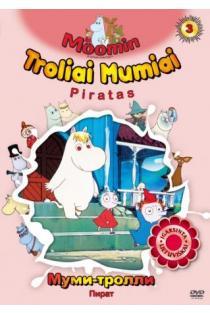 Troliai Mumiai. Piratas (DVD) |