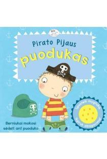 Pirato Pijaus puodukas (su garsu) | Andrea Pinnington