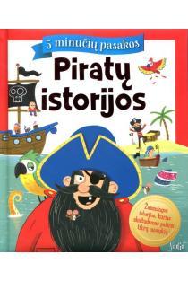 Piratų pasakos. 5 minučių pasakos  