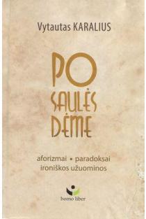 Po saulės dėme | Vytautas Karalius