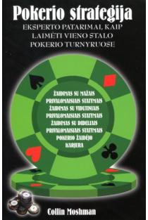 Pokerio strategija   Collin Moshman