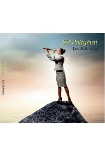 52 pokyčiai. Audio knyga (CD) | Leo Babauta