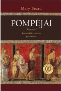 Pompėjai | Mary Beard