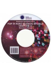 Pop ir roko muzikos istorija (CD)   Romanas Andriuškevičius