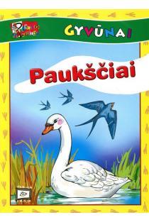 Peliuko pamokėlės. Paukščiai. Užduočių knygelė 4-7 m. vaikams   Birutė Lenktytė-Masiliauskienė
