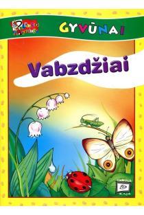 Peliuko pamokėlės. Vabzdžiai. Užduočių knygelė 4-7 m. vaikams | Birutė Lenktytė-Masiliauskienė