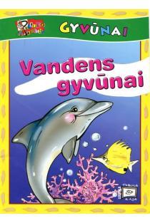 Peliuko pamokėlės. Vandens gyvūnai. Užduočių knygelė 4-7 m. vaikams | Birutė Lenktytė-Masiliauskienė