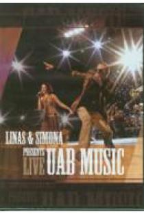 UAB Music Live! (DVD) | Linas ir Simona