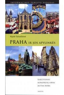 Praha ir jos apylinkės: Karlšteinas, Koneprusų urvai, Kutna Hora | Nijolė Tolvaišienė