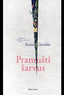 Pramušti šarvus | Anna Gavalda