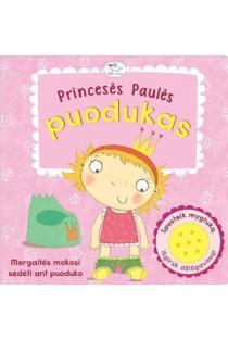 Princesės Paulės puodukas (su garsu) | Andrea Pinnington