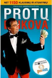 Protų dvikova, 1 knyga | Paulius Ambrazevičius