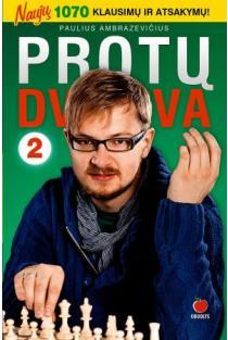 Protų dvikova, 2 knyga | Paulius Ambrazevičius