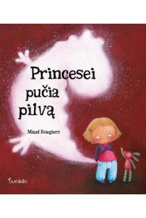 Princesei pučia pilvą | Maud Roegiers