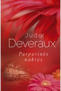 Purpurinės naktys   Jude Deveraux