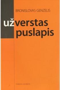Užverstas puslapis | Bronislovas Genzelis