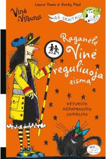 Raganėlė Vinė reguliuoja eismą | Korky Paul, Valerie Thomas