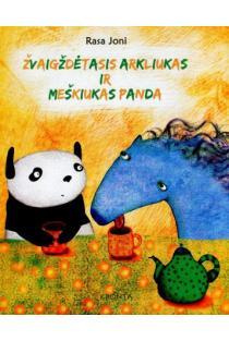 Žvaigždėtasis Arkliukas ir meškiukas Panda   Rasa Joni