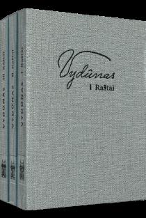 Raštai, 1, 2 ir 3 tomai. Grožiniai kūriniai, dramos | Vydūnas