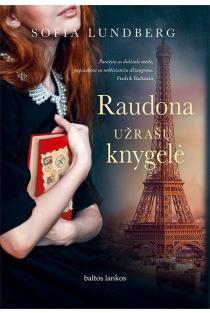 Raudona užrašų knygelė | Sofia Lundberg