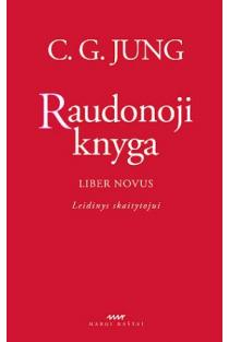 Raudonoji knyga. Liber novus | Carl Gustav Jung