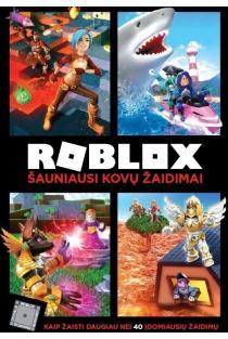 Roblox. Šauniausi koviniai žaidimai | Alex Wiltshire