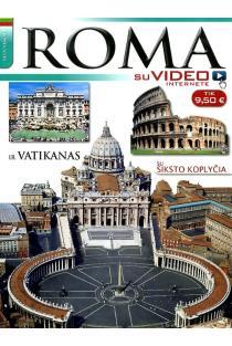 Roma ir Vatikanas su Siksto koplyčia |