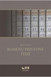 Romėnų privatinė teisė | Marius Jonaitis
