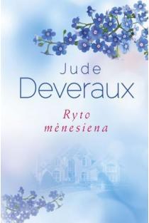 Ryto mėnesiena   Jude Deveraux