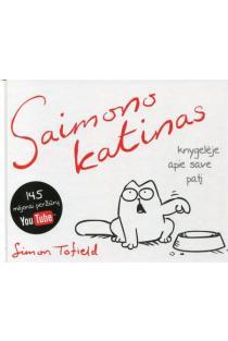 Saimono katinas knygelėje apie save patį | Simon Tofield