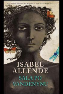 Sala po vandenynu | Isabel Allende