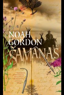Šamanas (Koulų šeimos istorija, 2-oji knyga) | Noah Gordon