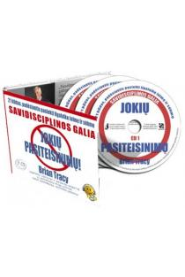 Savidisciplinos galia. Jokių pasiteisinimų! (3 CD) | Brian Tracy