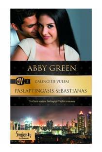 Galingieji Vulfai. Paslaptingasis Sebastianas | Abby Green