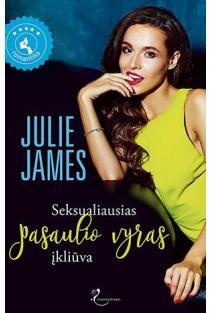 Seksualiausias pasaulio vyras įkliūva | Julie James