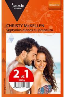 Septynios dienos su prancūzu (karamelė) (2 už 1 kainą) | Christy McKellen