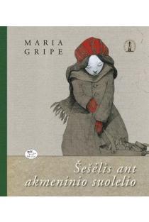 Šešėlis ant akmeninio suolelio | Maria Gripe