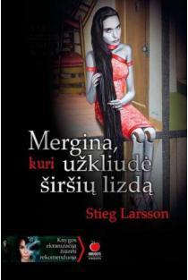 Mergina, kuri užkliudė širšių lizdą | Stieg Larsson